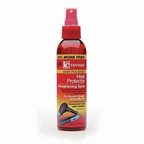 Ic Hair Polisher Heat Protctor Straightening Spray