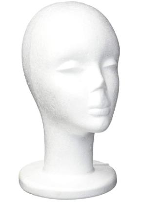 Foam Wig Head