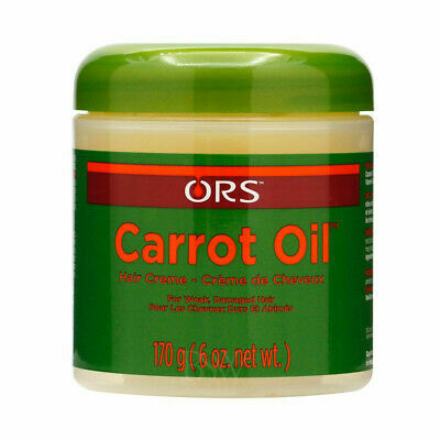 ORS Carrot Oil Hair Creme 6oz