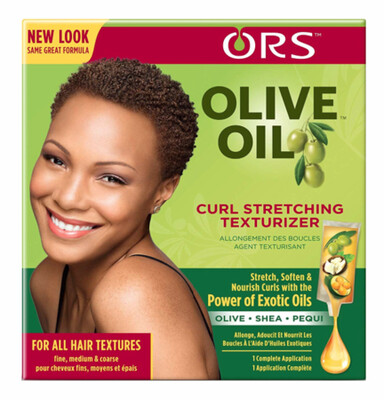 ORS Curl Stretching Texturizer Kit For Fine Medium, & Coarse