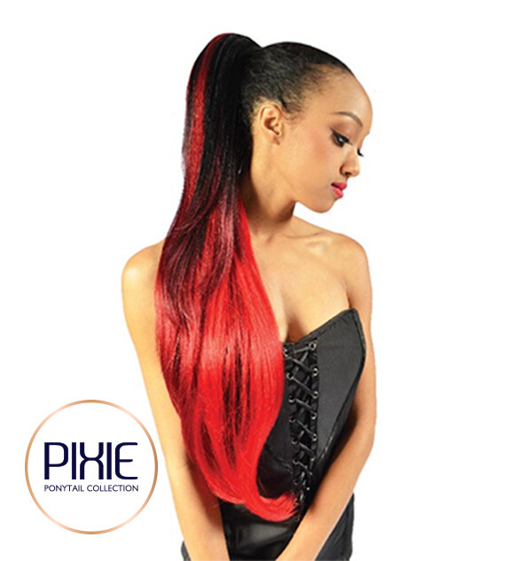 Fashion Source Pixie Flip KHP-Sugar Ponytail