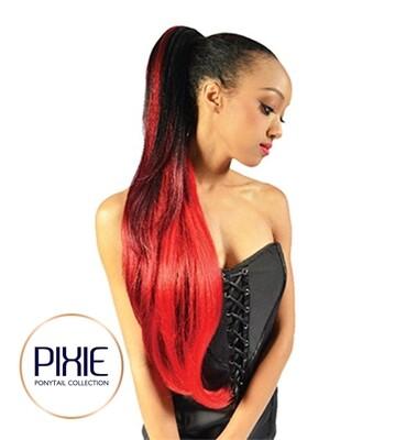 Fashion Source Pixie Flip KHP-Sugar Ponytail