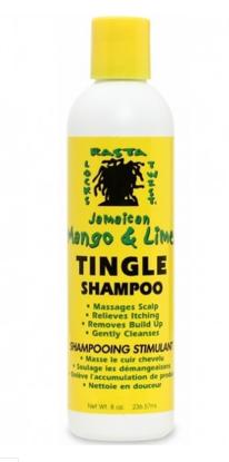Jamaican Mango & Lime Tingle Shampoo 8oz