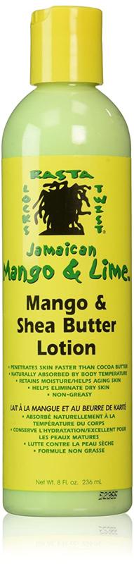 Jamaican Mango & Shea Butter Lotion 8oz