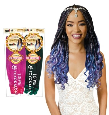 Rastafri Goddess Curl Braid