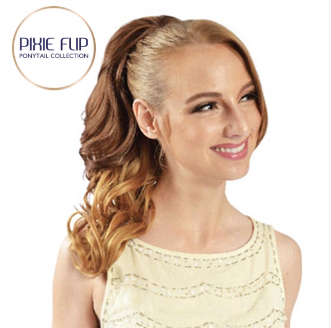 "Fashion Source PixieFlip ""KHP-MONE"""