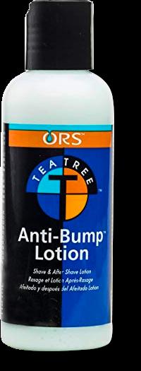 ORS Tea Tree Anti Bump Lotion