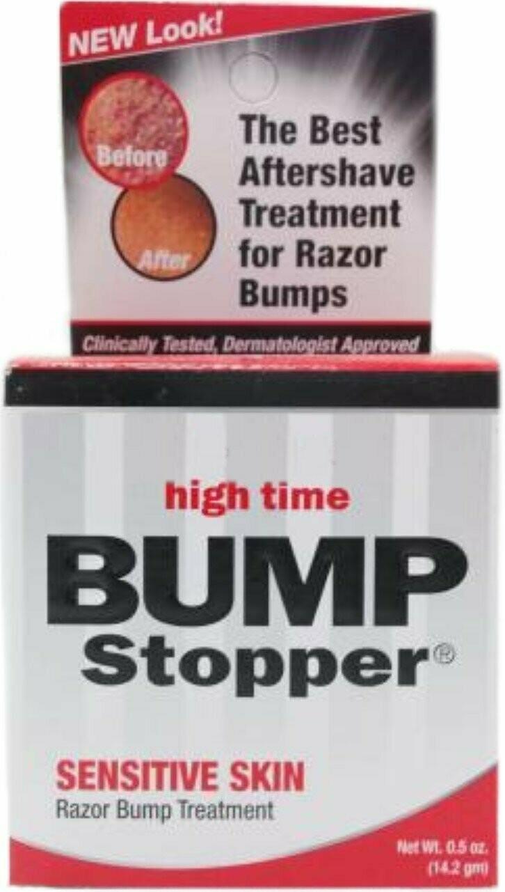 High Time Bump Stopper- Sensitive Skin