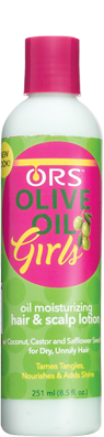 ORS Olive Oil Girls Hair Lotion
