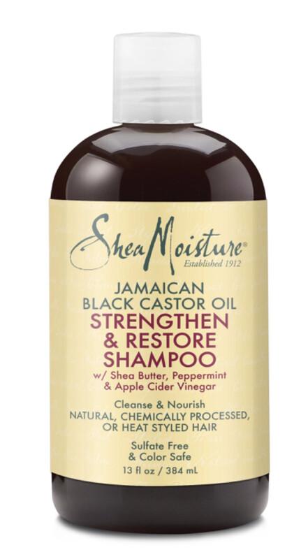Shea Moisture Jamaican Castor Oil Shampoo 13oz