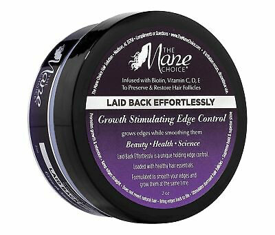 The Mane Choice Growth Stimulating Edge Control 2.5 Oz