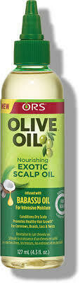 Ors Olive Oil Exotic Scalp Oil