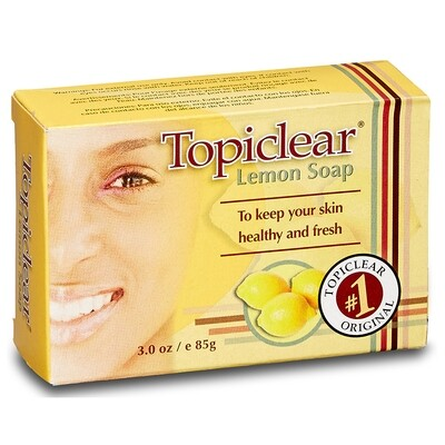 Topiclear Lemon Soap 3oz