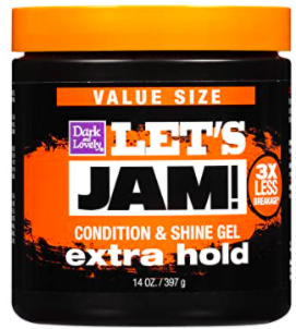 Lets Jam Condition & Shine Gel Extra Hold 14 Oz