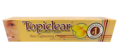 Topiclear Lemon Cream