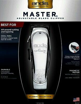 Master Adjustable Clipper Andis