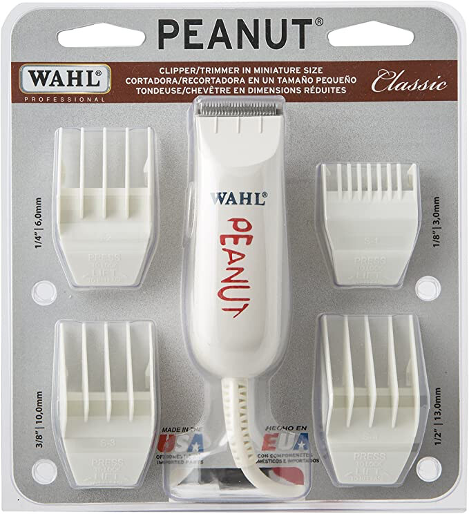 Wahl New Peanut Clipper #8655