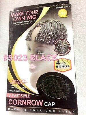 Make Your Own Wig Braided Wig Cap