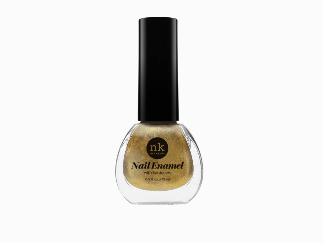 Nk Nail Polish 033 - 24K Gold