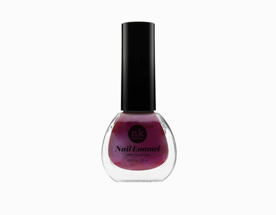 Nk Nail Polish 026 - Deep Orchid