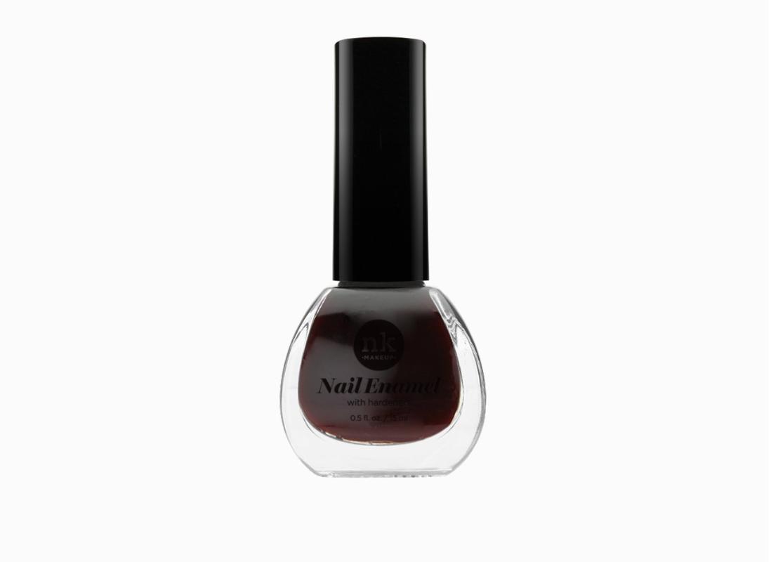 Nk Nail Polish 034 - Red Wine
