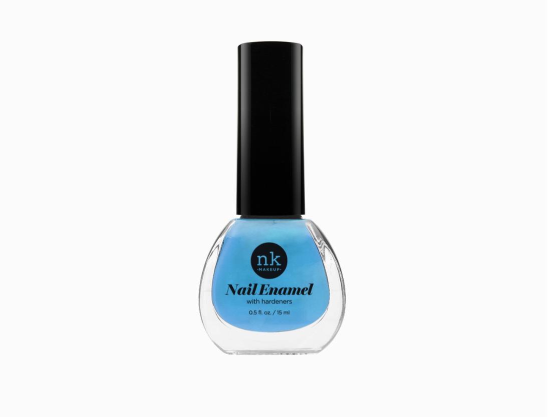 Nk Nail Polish 053 - Green Blue