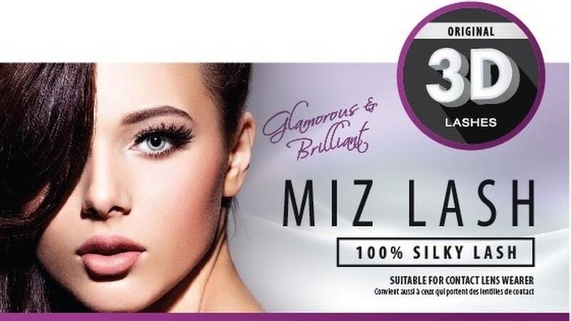 Miz Lash 3D Mink Lash
