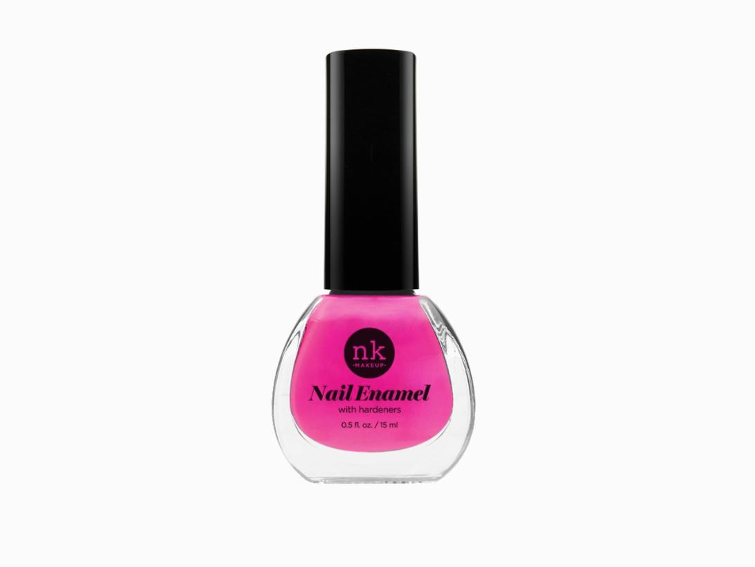 Nk Nail Polish 055 - Hot Pink