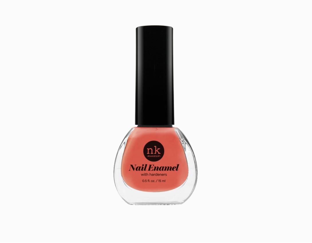 Nk Nail Polish 075 - Peachy Pink
