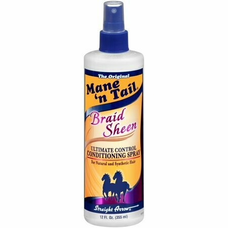 Mane 'N Tail Braid Sheen Spray 12oz