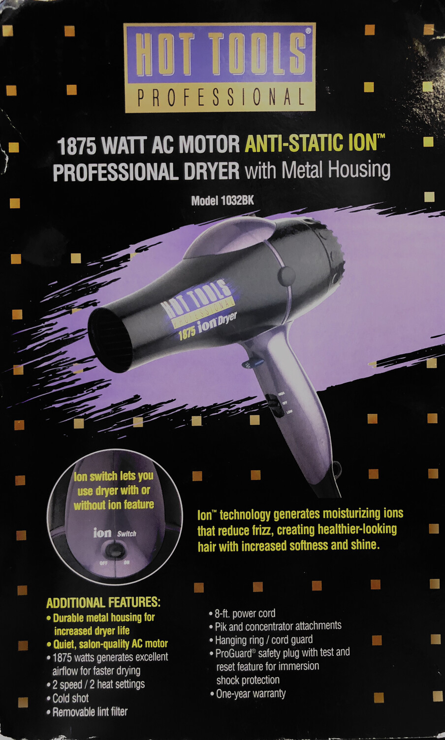 Hot Tools Professional Professional Dryer