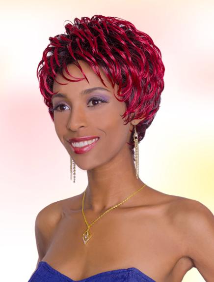 "Biba Carmen Wig ""Pinkie-2"""