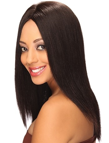 "Zury Indian Remy French Human Hair Wet & Wavy 12"" #1"