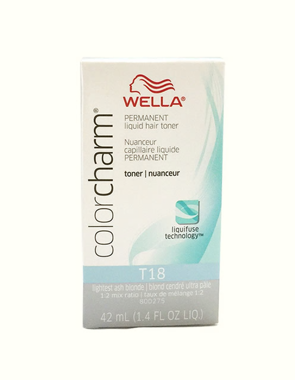 Wella Color Charm Permanent Toner T18