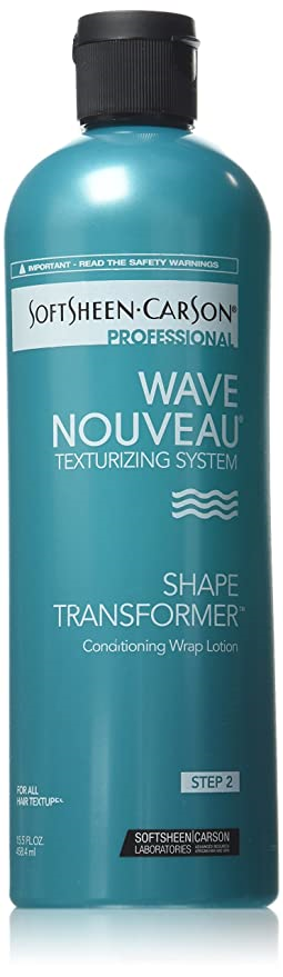 Wave Noveau Shape Transformer Phase 2
