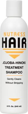 Nutress Hair Jojoba-Hinoki Treatment Shampoo 8oz