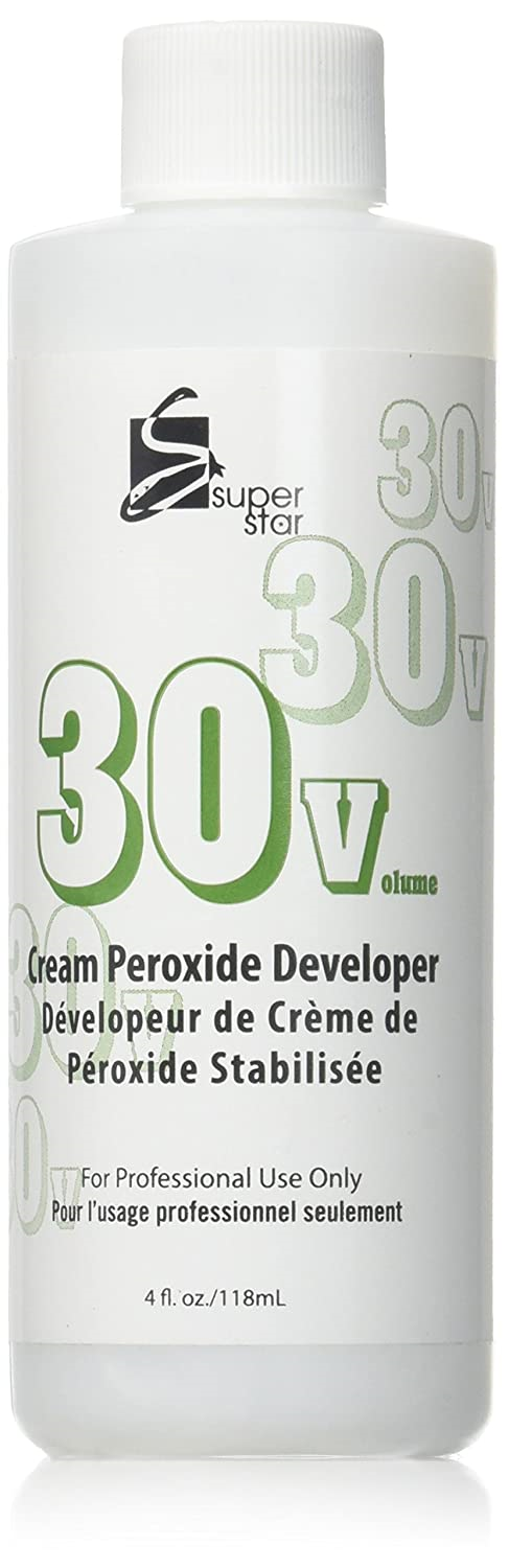 Super Star 30 Vol Developer Peroxide 4oz