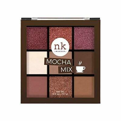 Nk Eyeshadow Mocha Mix