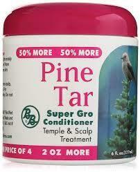 BB Super Gro Conditioner Pine Tar