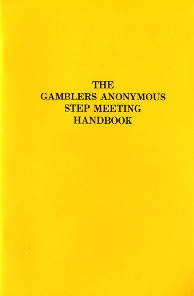 Gamblers Anonymous -Working The Steps eBook