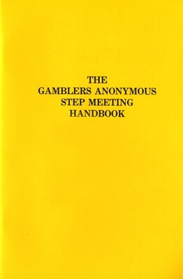 Gamblers Anonymous -Working The Steps Ebook (Free)