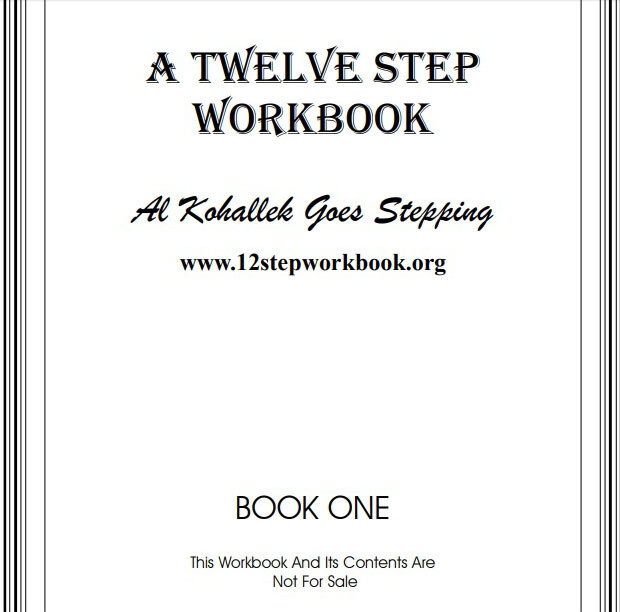 A Twelve Step Workbook (Free)
