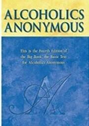 Alcoholics Anonymous Big Book Kindle Edition