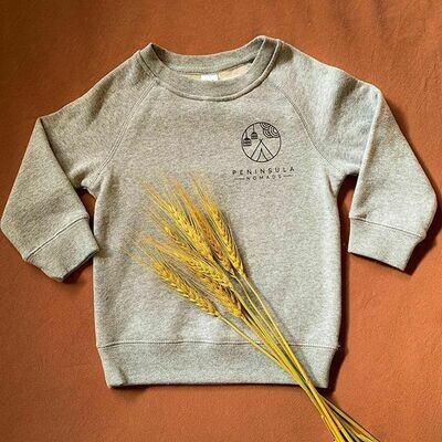 Peninsula Nomads kids sweater