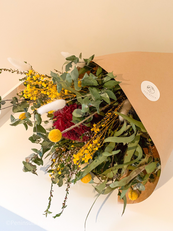 Native Dried Flower Bouquet