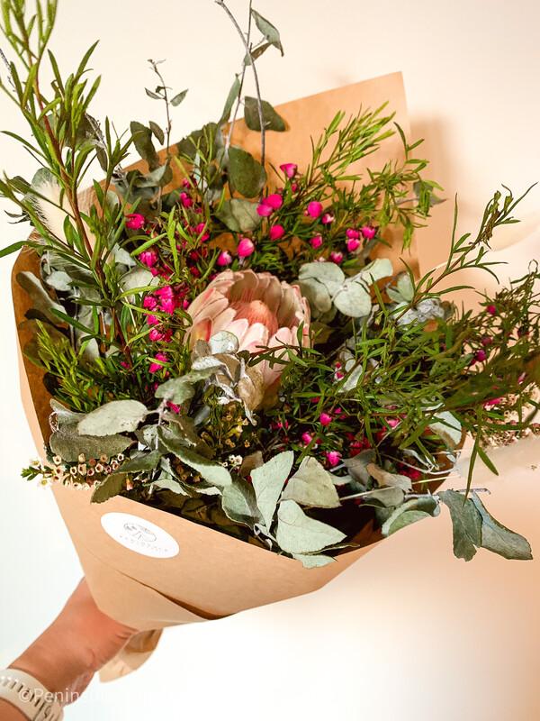 Native fresh Flower Bouquet