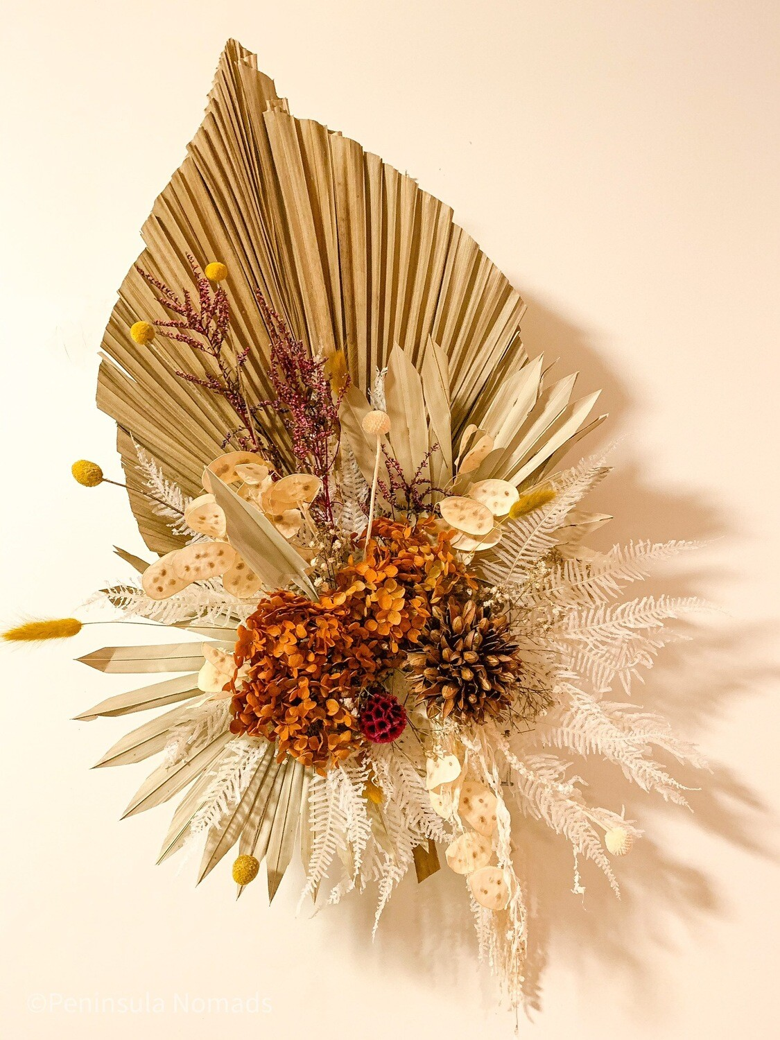 Dried Flower Wall Hanging Lulu