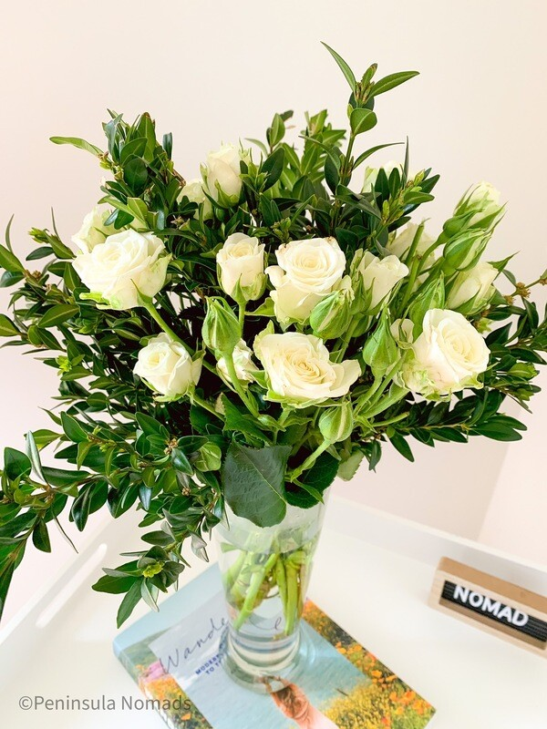 Flower Bouquet Moa