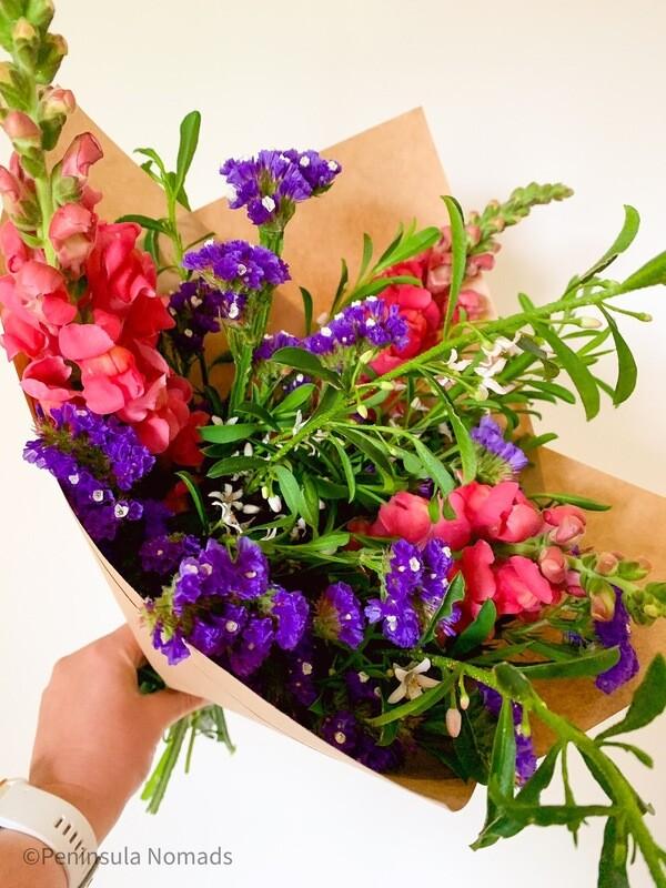 Flower Bouquet Narnia