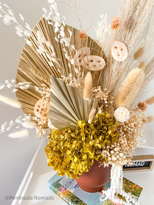 Dried Flower Arrangement Marian